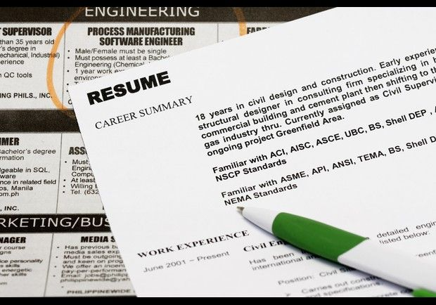 Take a look at these great tips for writing your resume! Remember