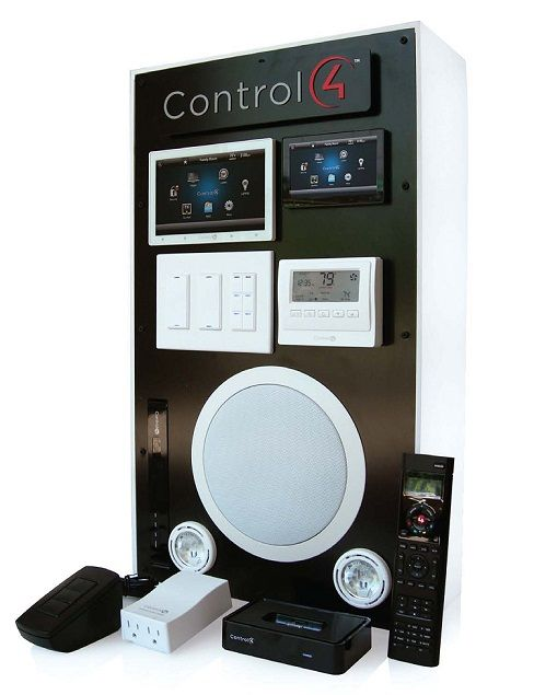 Control4 Home Automation And Smart Home Control Package 2 000