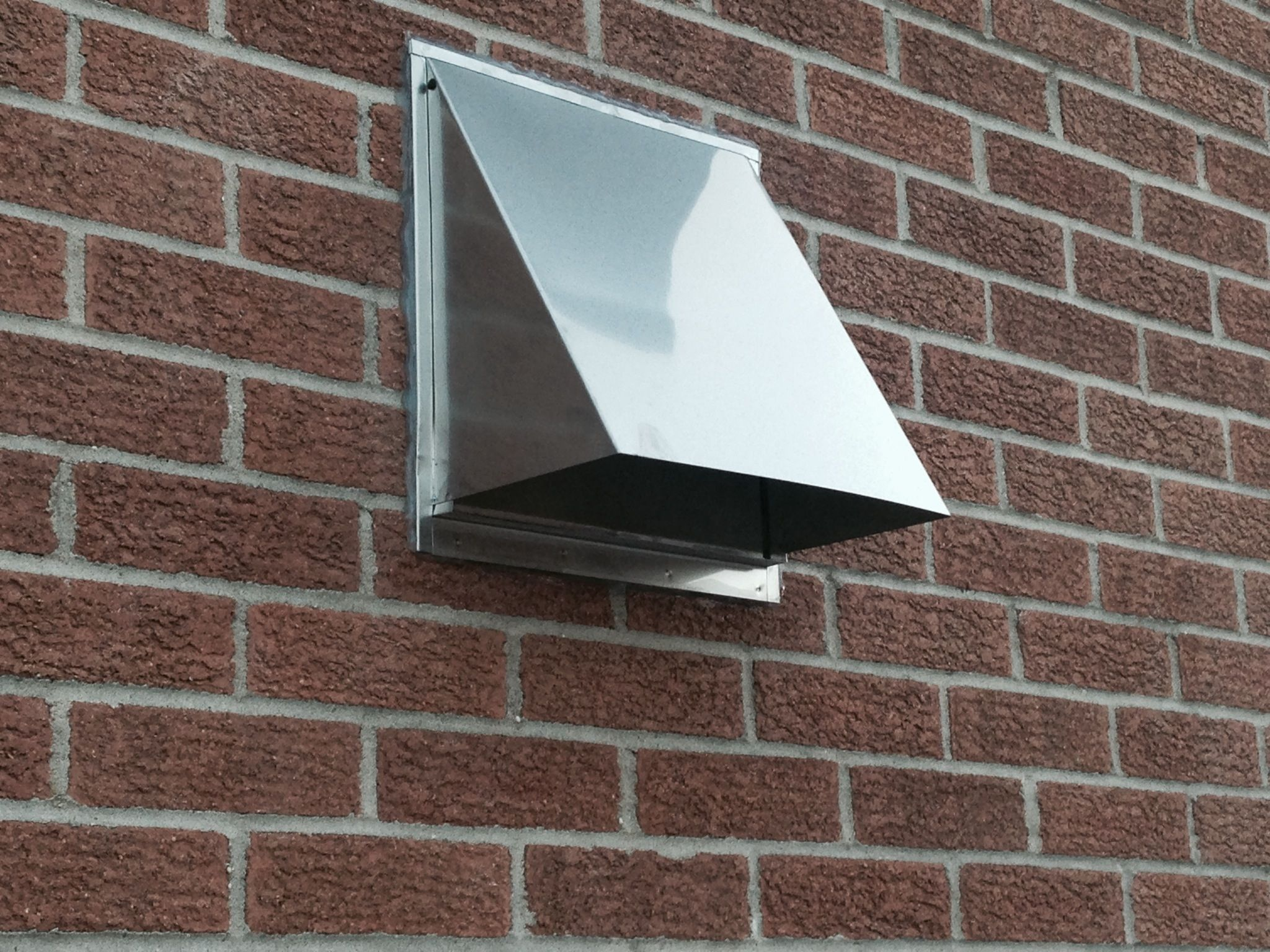 Kitchen Exhaust Fan Duct Cover