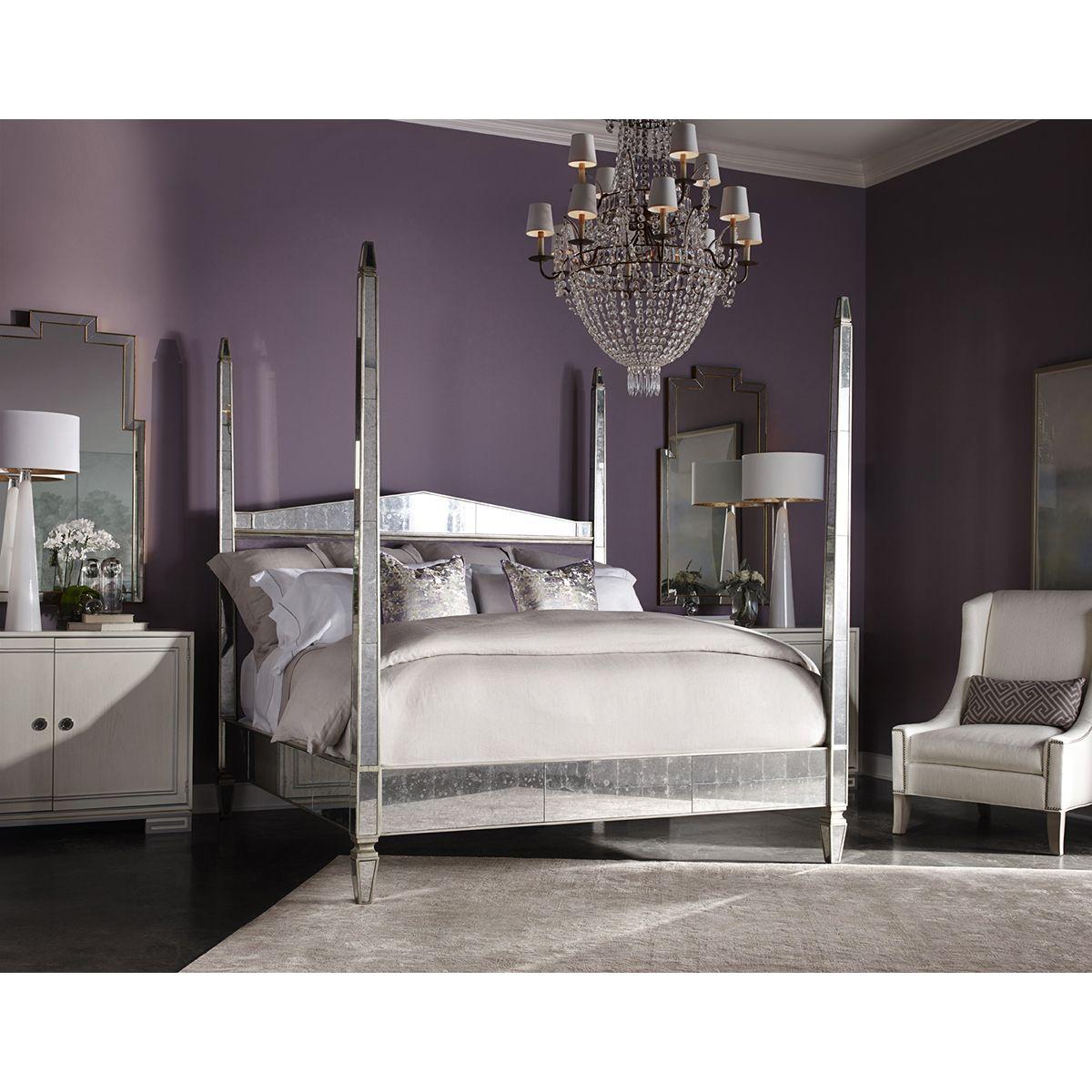 Lillian August Arlington King Bed Furniture, Fine