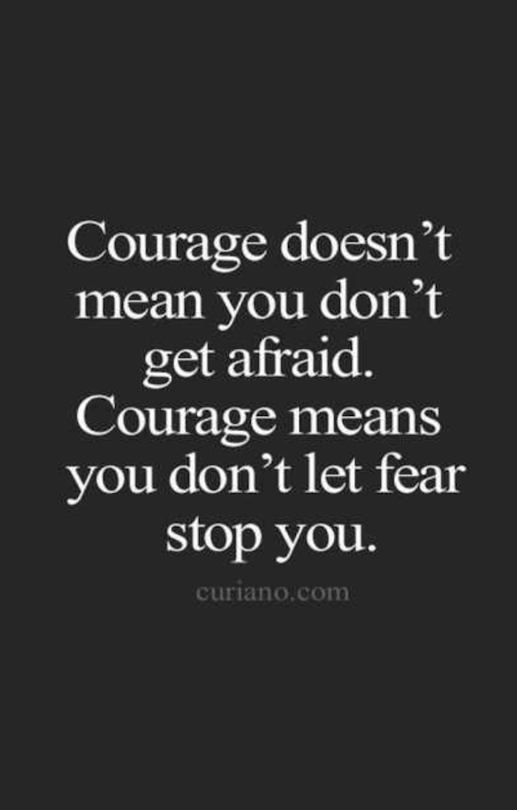 Courage Quotes 40 Amazing Inspirational Quotes  Pinterest  Inspirational Authors