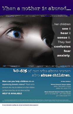 Child Witnesses to Domestic Violence