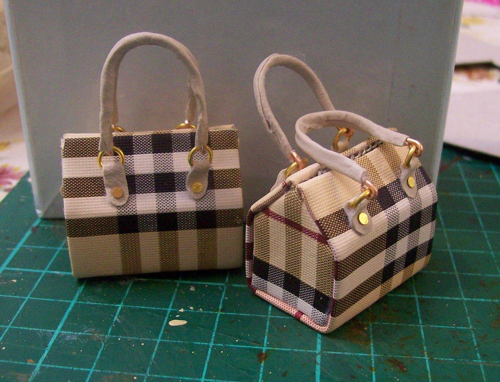 Las Margaritas: Tutorial - Handbag and wallet