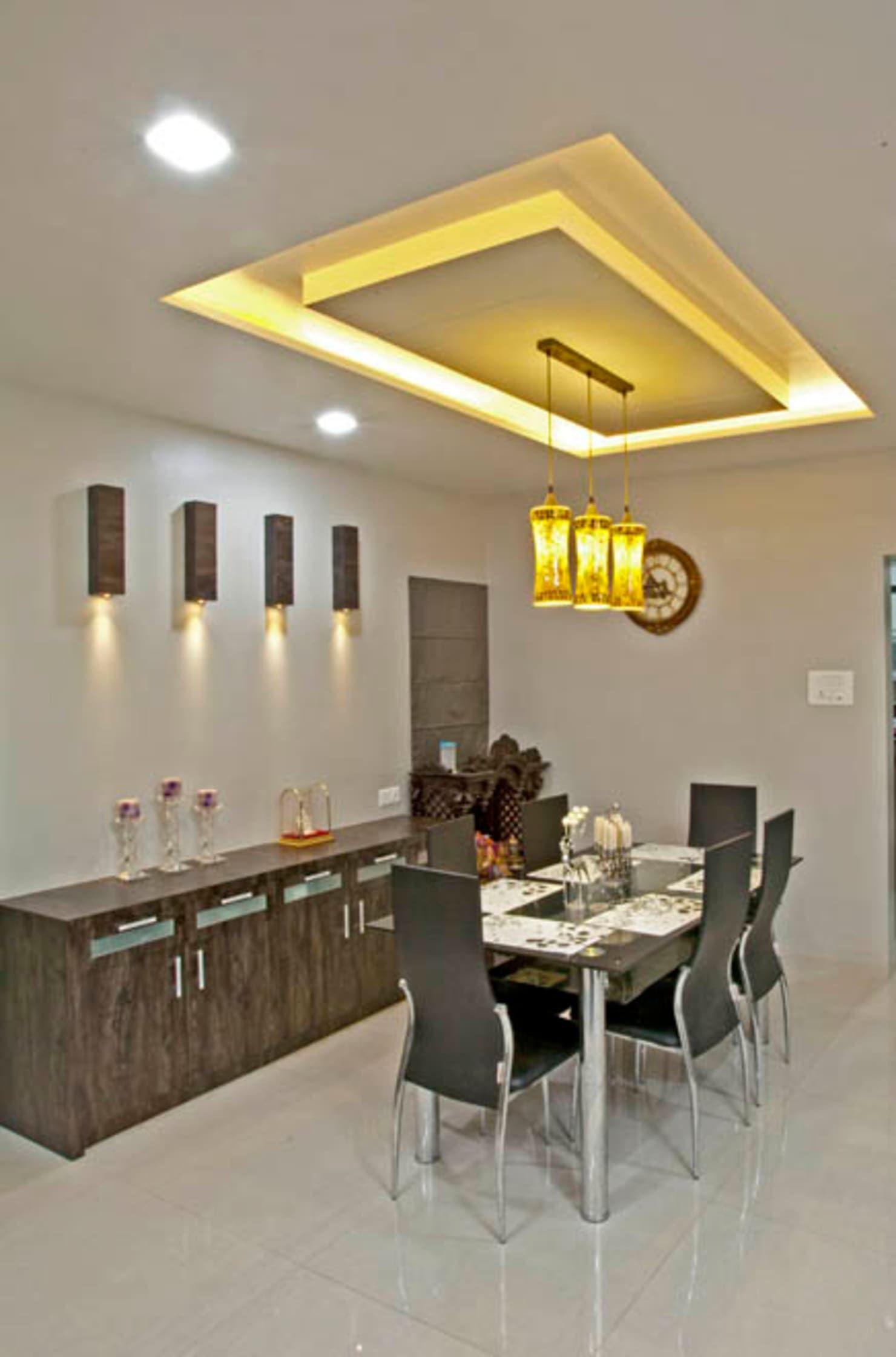 Mi-decor | homify | Kitchen ceiling design, Ceiling design ...
