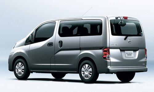 9 Nv200 Ideas Nissan Van Vehicles