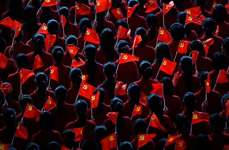 """""""90th anniversary of the founding of the Communist Party"""" - Carlos Barria"""