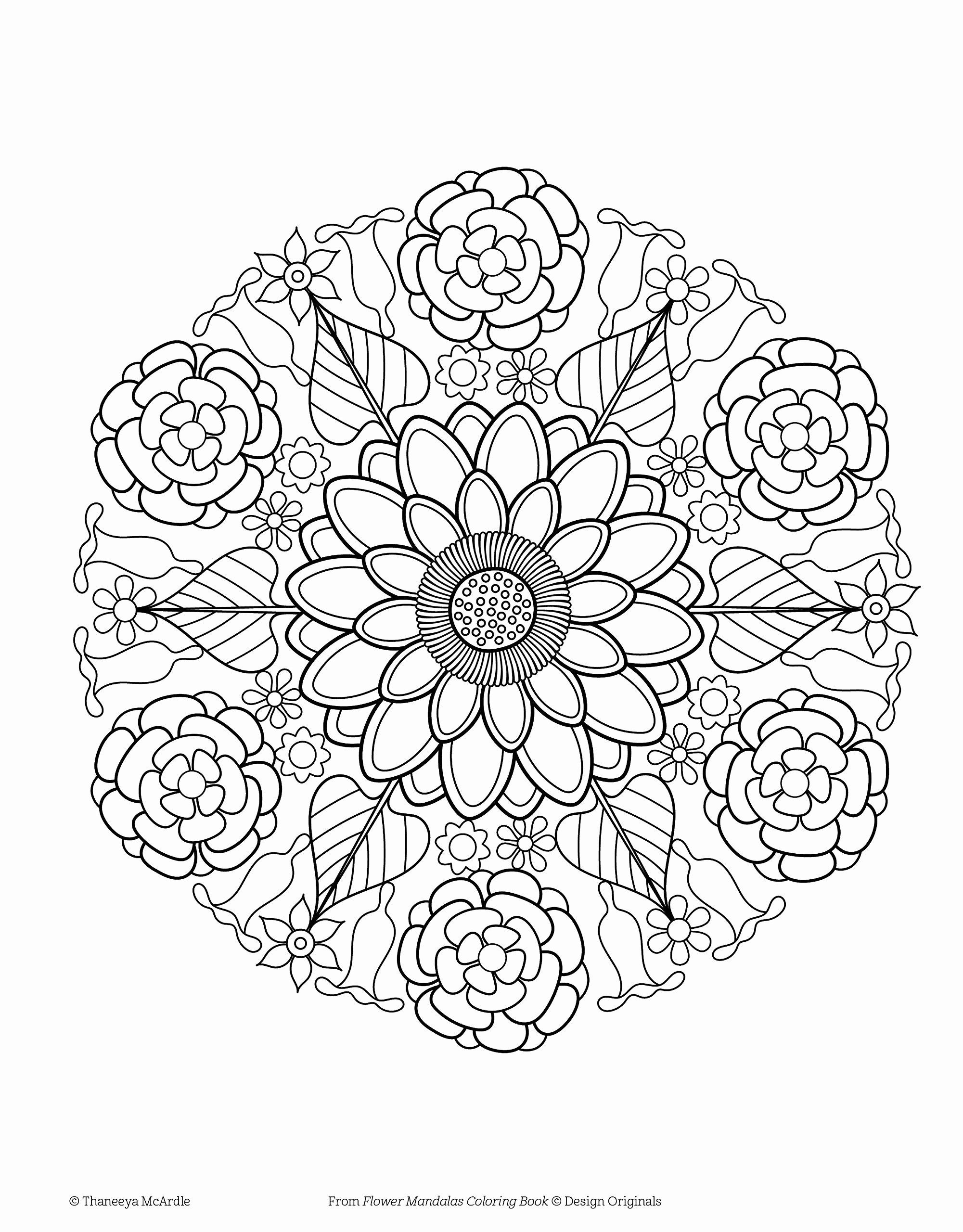 Coloring Meditation Design Best Of the Artful Mandala ...