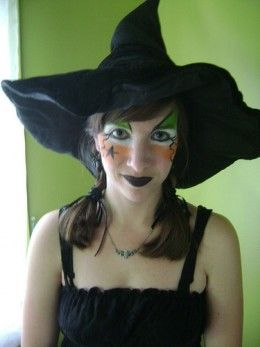 Witch Makeup Tutorials, Photos, Ideas | Places, The o\'jays and ...