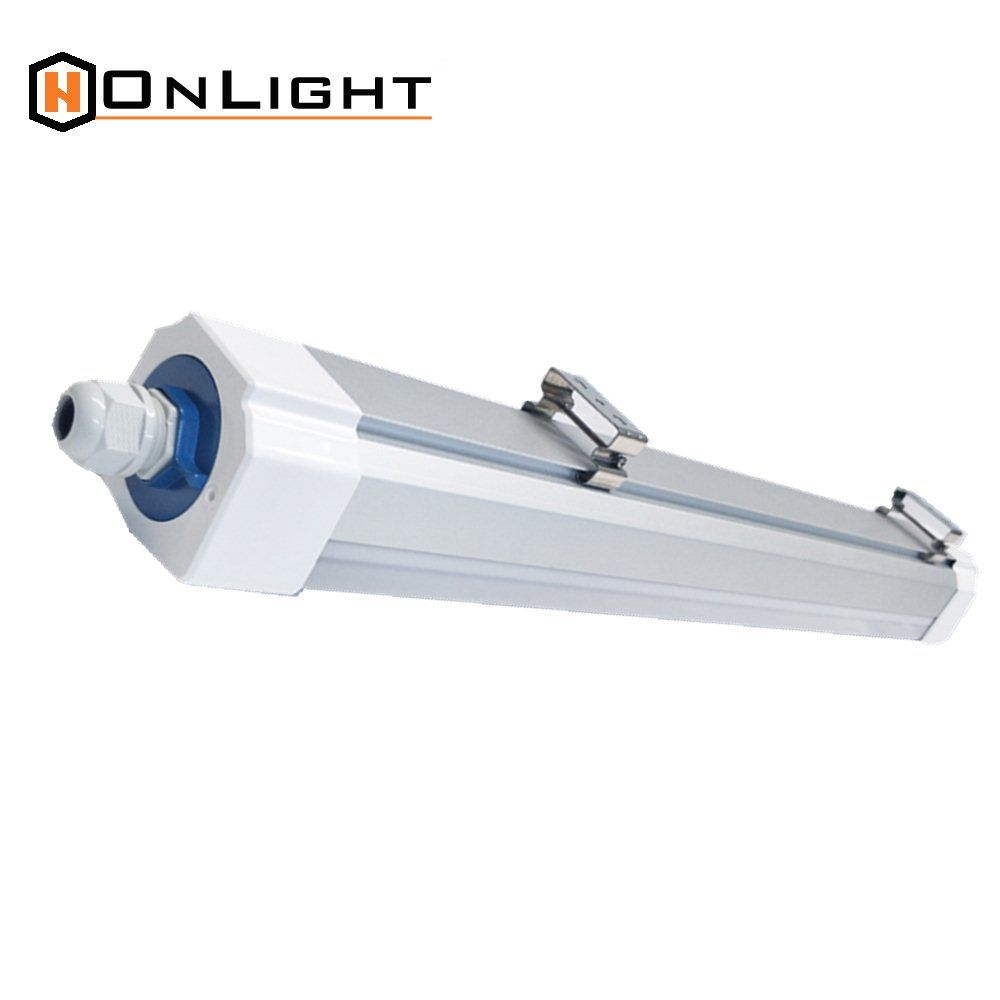 Exterior Led Tube Lights Ul Dlc Ip65 4ft 36tri Proof Linear Tube Fixtures Outdoor Led Strip