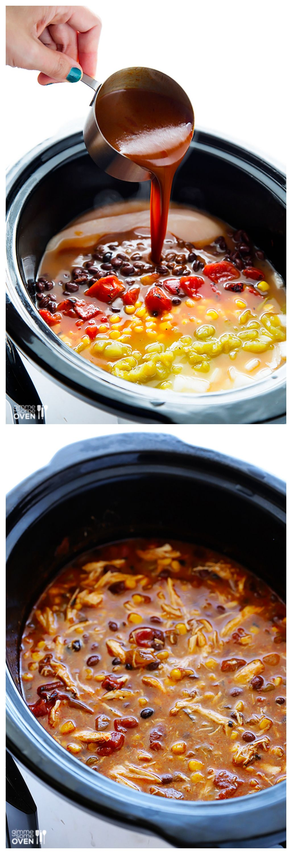 Chicken Enchilada Soup on Pinterest | Enchilada Soup, Chilis Enchilada ...