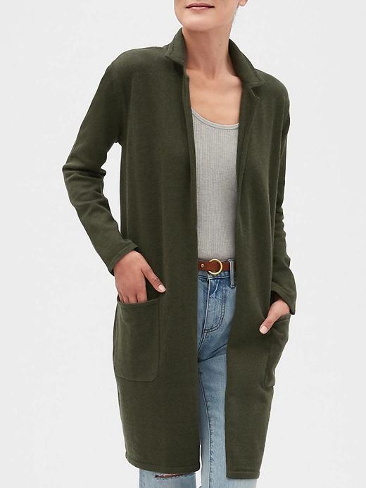 Petite Duster Sweater Coat in 2020 Sweater coats