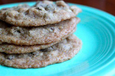 GF Peanut Butter Cashew Cookies