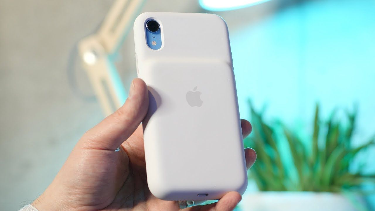 Apples smart battery case review iphone xs max and xr