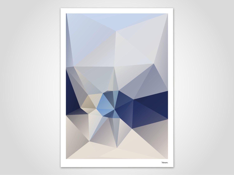 Kunstdrucke Modern bluecon moderne poster abstrakte kunstdrucke zeitgemäß