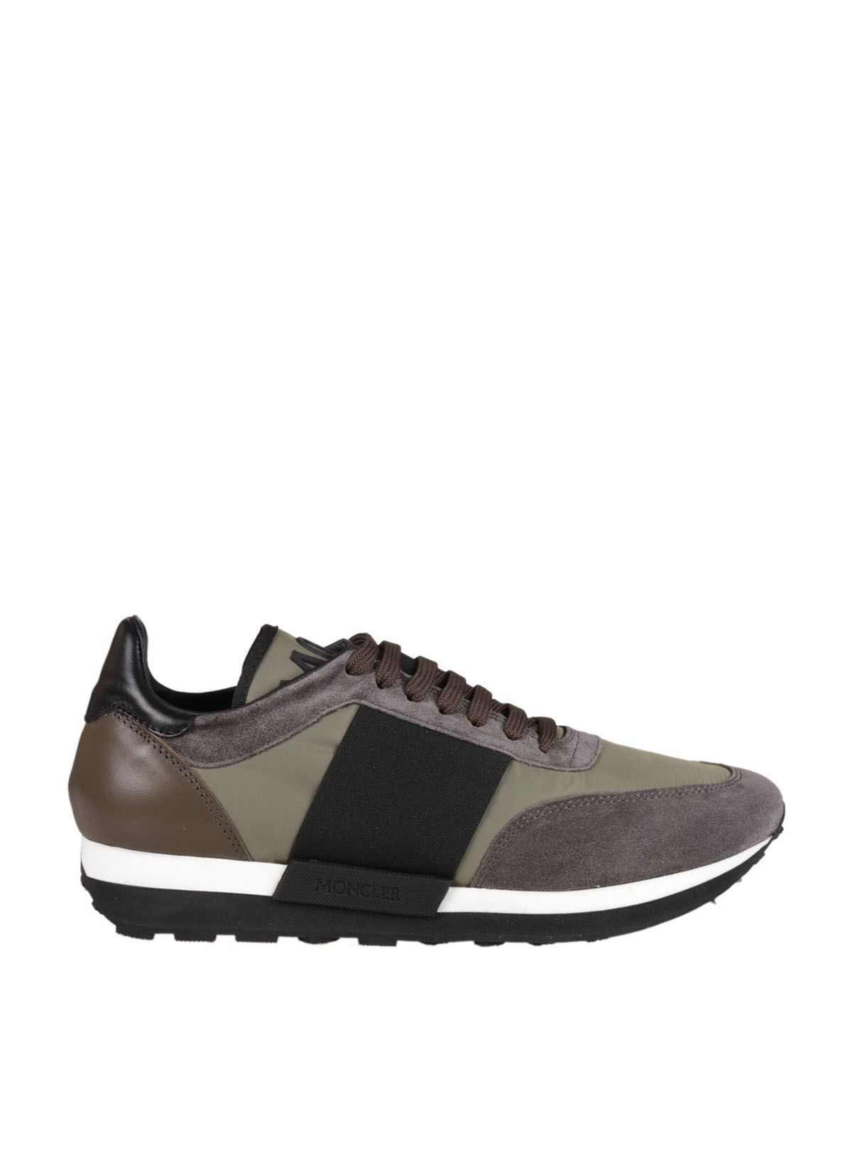 f36a5b114f4 MONCLER MONCLER HORACE SNEAKERS. #moncler #shoes # | Moncler Men