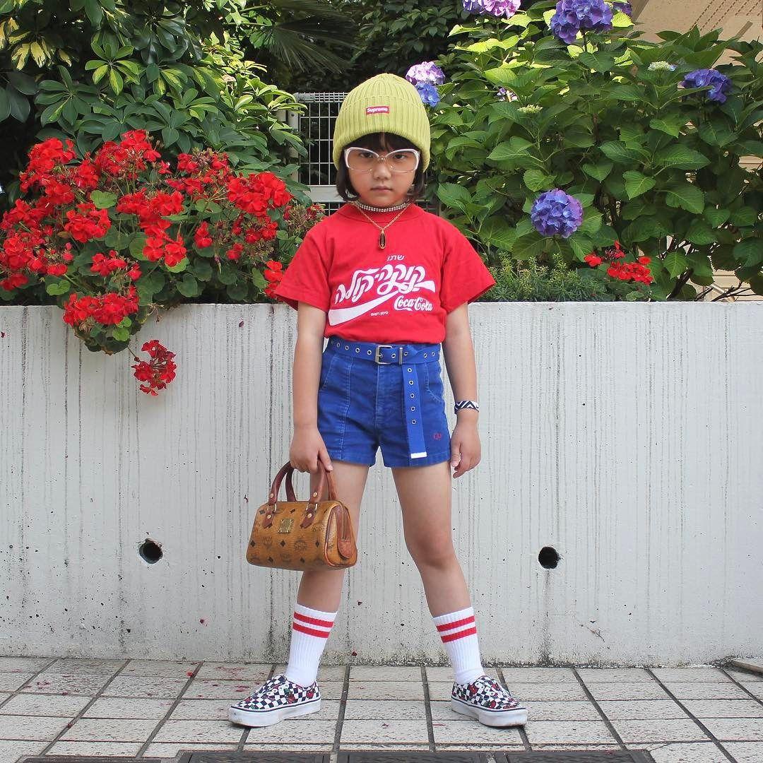 Coco la fashionista más joven del mundo