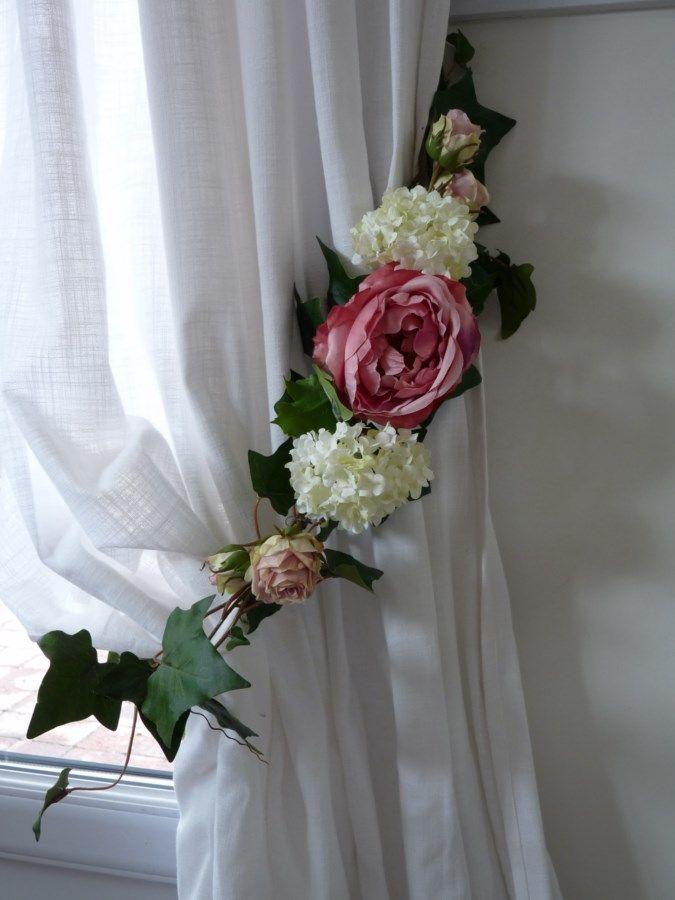 tante cath le blog embrasse pour rideaux embrasse de rideaux originale. Black Bedroom Furniture Sets. Home Design Ideas