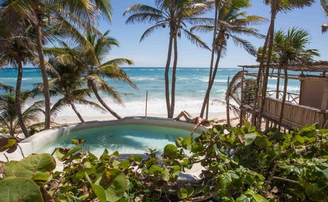Papaya Playa Project An Eco Resort And Beach Club In Tulum 45 Mins
