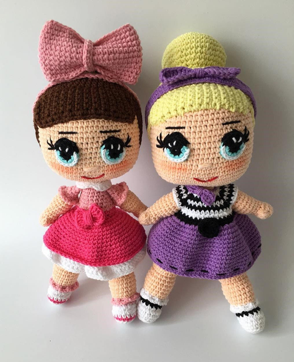 Crochet Doll - Free Tutorial & Pattern (With images) | Crochet ... | 1250x1016
