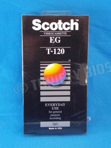 TDK T-120 Vivid VHS Tape Special Package