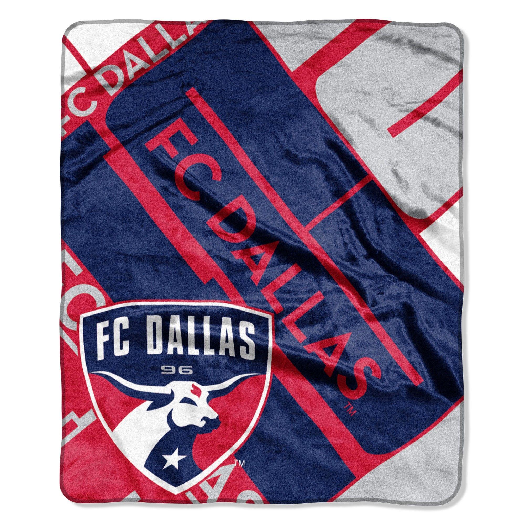 d3989ad117a14 Mls FC Dallas Throw Blanket 50