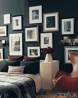 indigo wall colour
