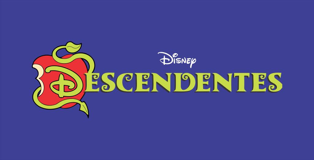 Elegant Vetor Descendentes Disney Descendants Png