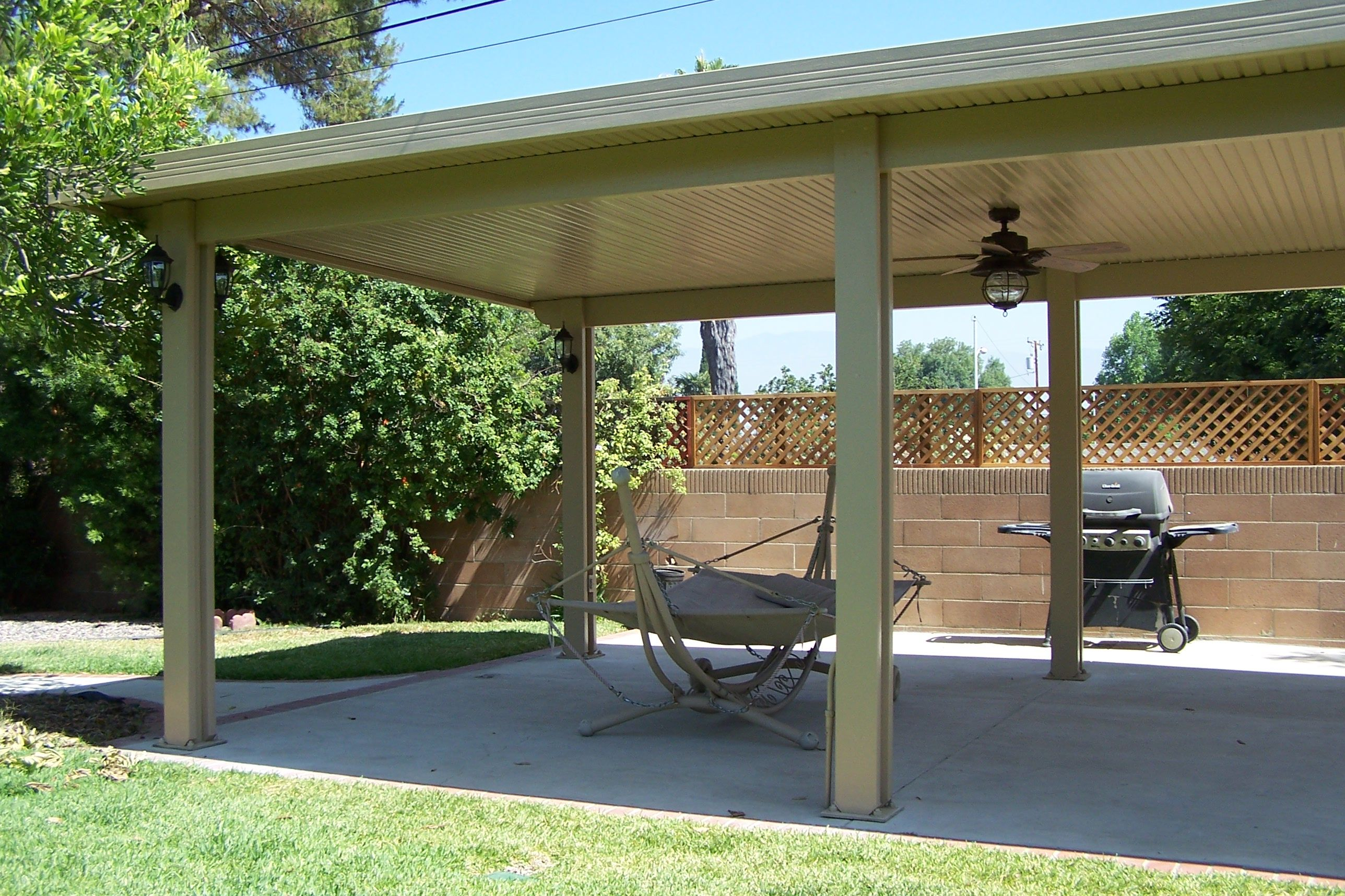 Perfect Patio Covers   Solid   Ocean Pacific Patios