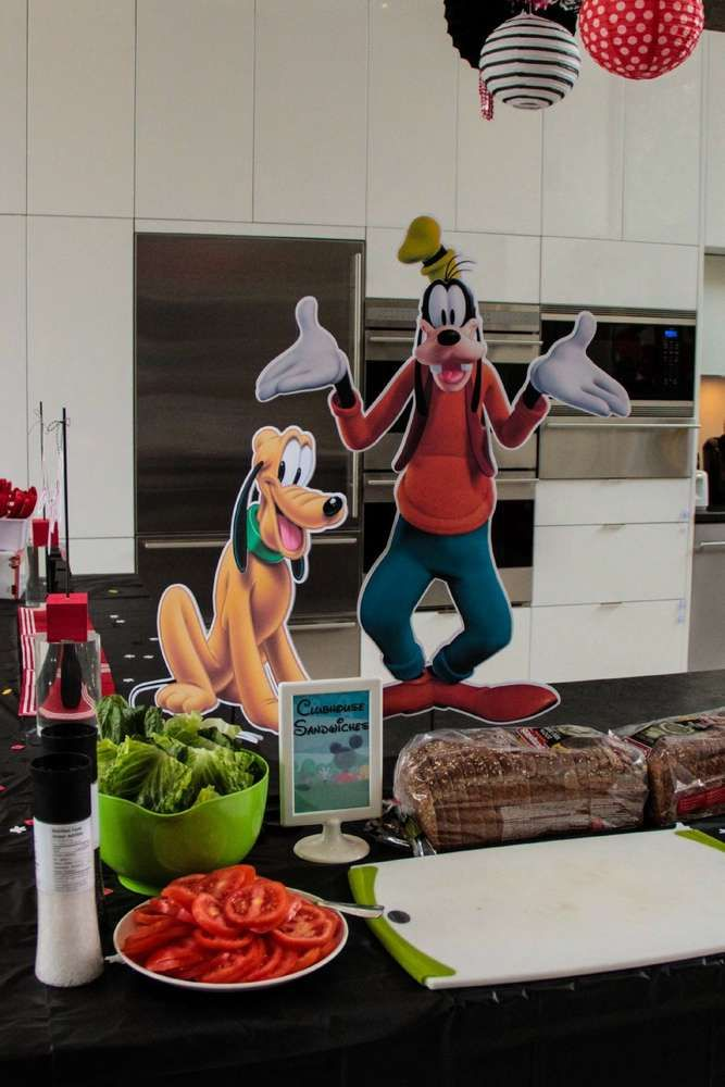 Mickey Mouse Clubhouse 2nd Birthday Party | CatchMyParty.com