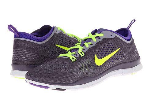 Free 5 0 tr fit 4 dark raisin hyper grape steel volt, Nike, Purple, Women