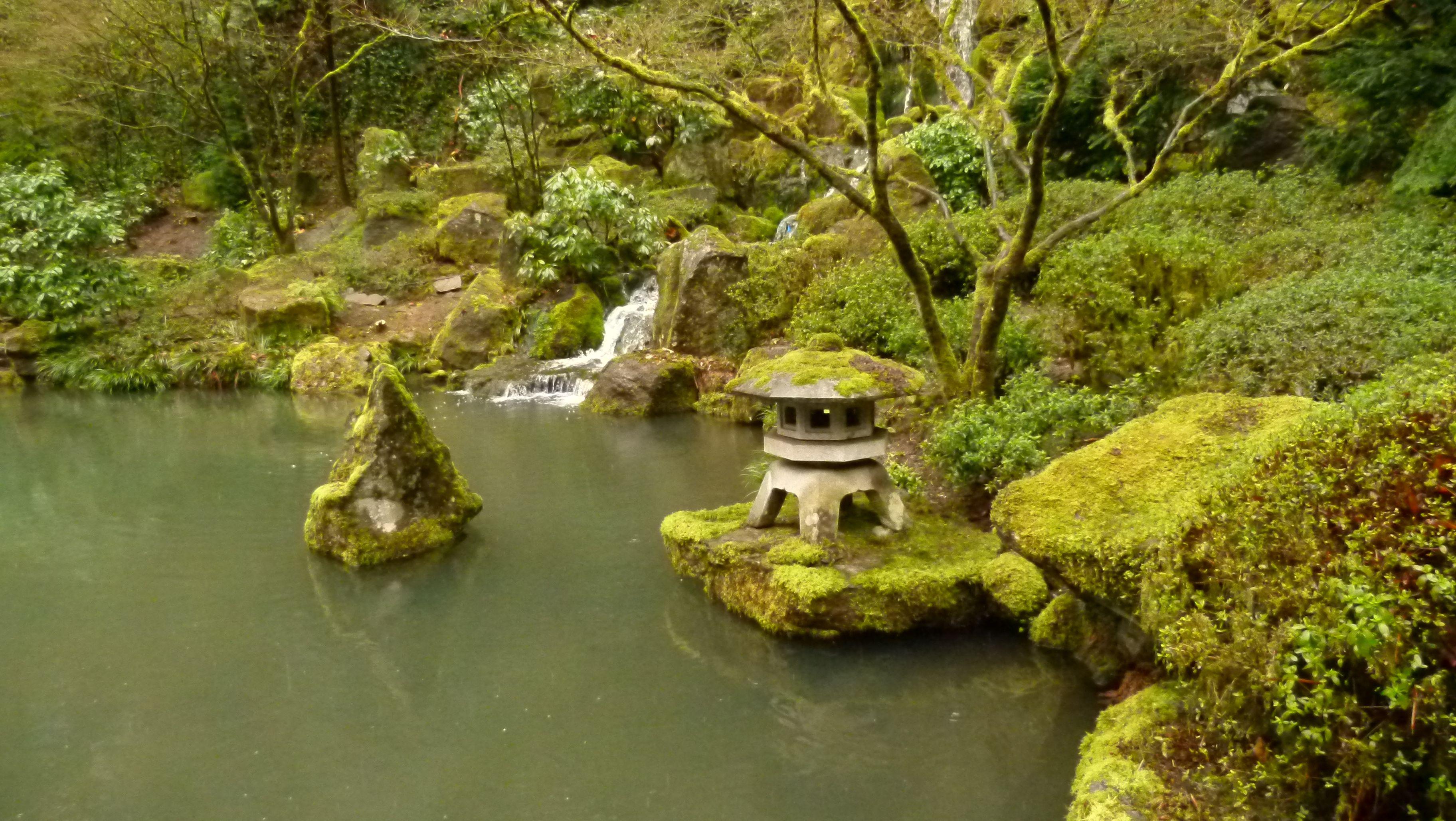 Japanese Garden, Portland, Oregon Japanese garden