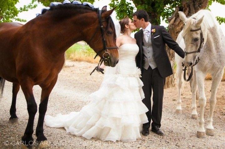 casamiento en campo