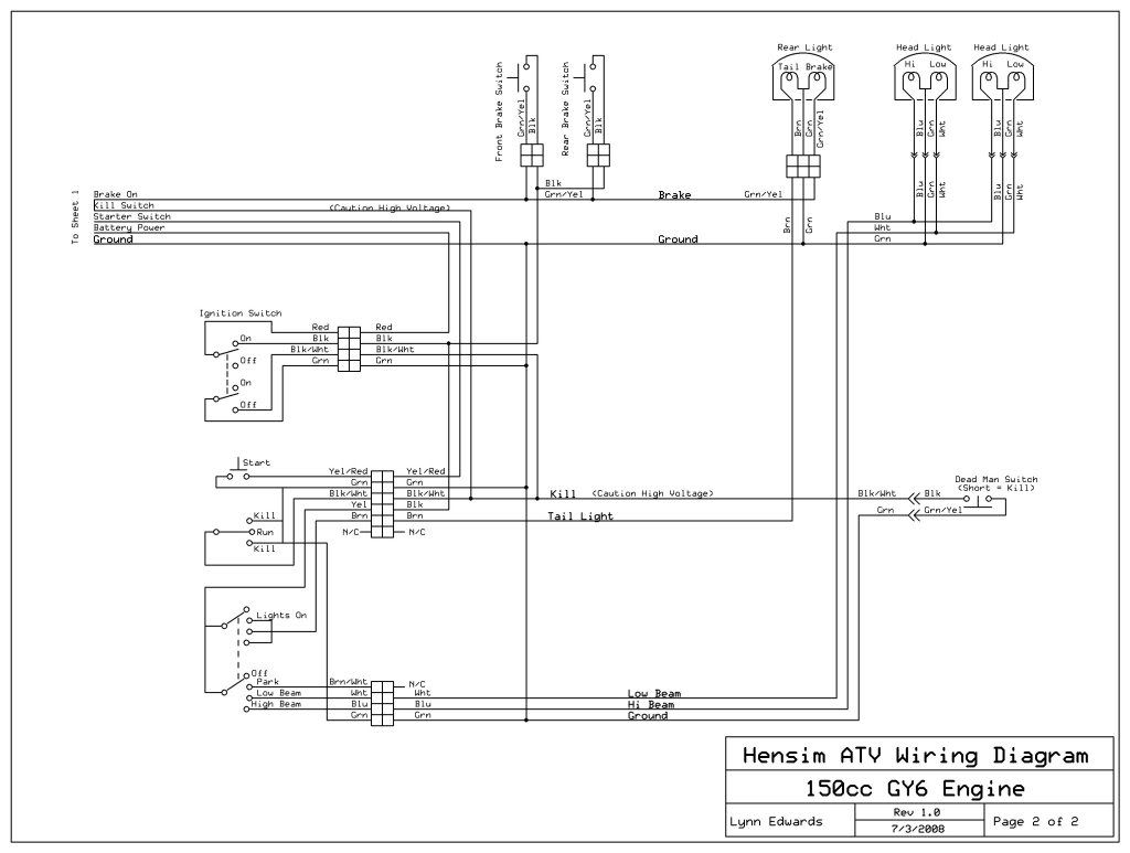 kazuma falcon 150 | kazuma falcon 150 - having trouble getting ... kazuma falcon wiring diagram chinese 110cc atv wiring diagram pinterest