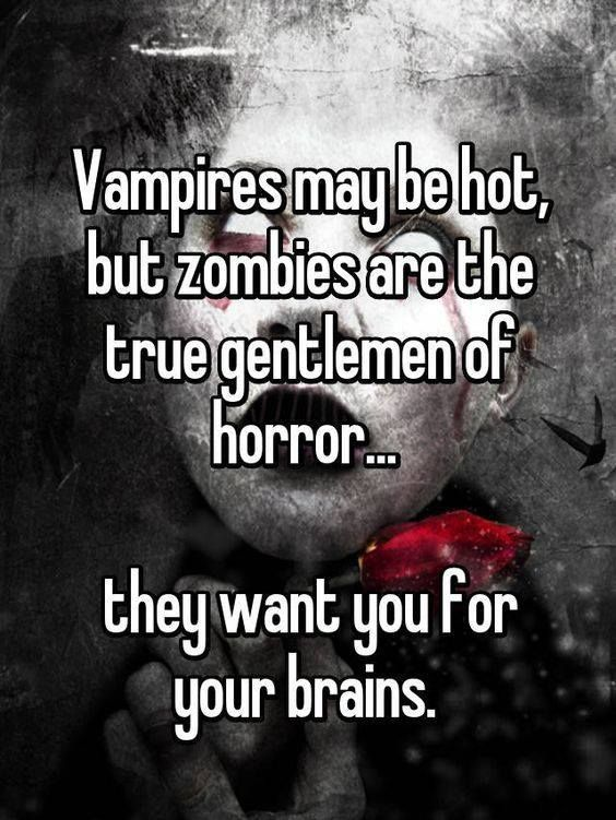 Pin by Susan Waitman Wyant on Zombies | Funny halloween ...