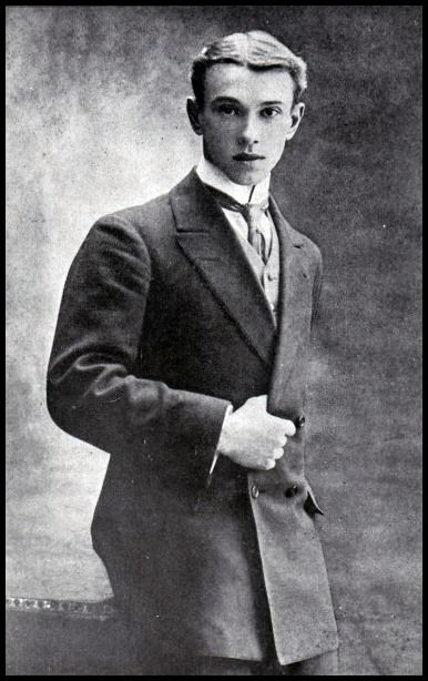 Nijinsky. Great Dancer