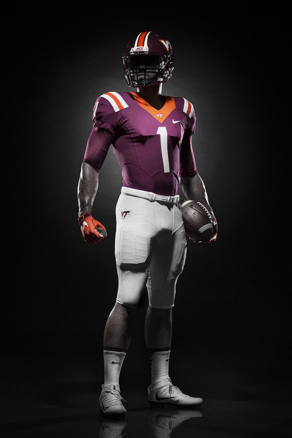 Virginia Tech Hokies 2016 football uniforms Funky