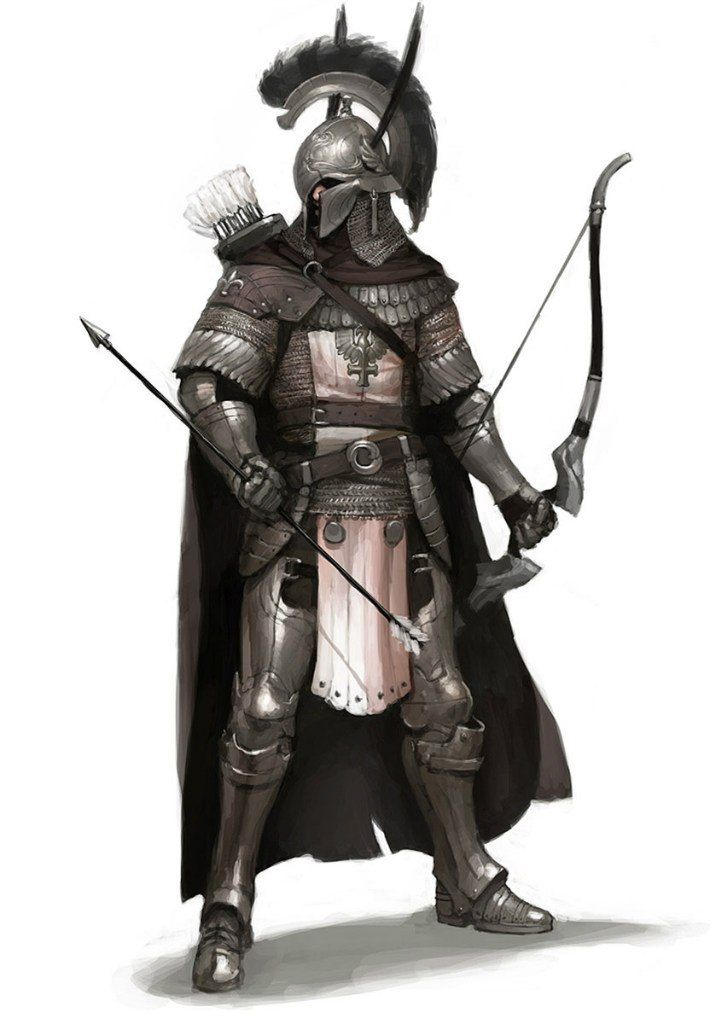 Ptolemy Appella.  Shelmasian Officer, commander of the archer legion, political rival of Caius Quellus.