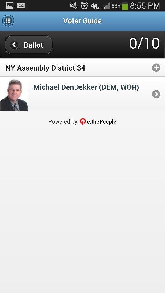 District 34th struggles :(