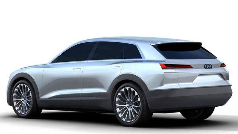 Is This The Audi C Bev Concept Audi Tesla Model X Audi Cars