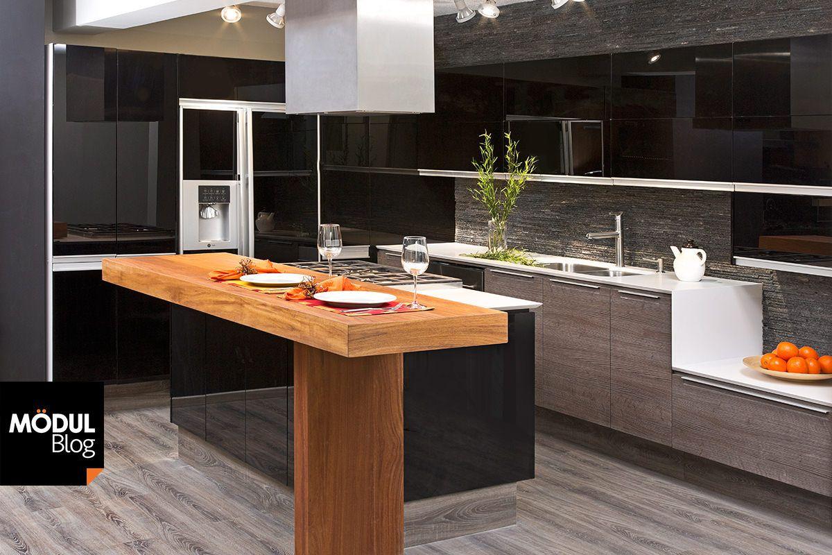 Top 10 dise os modernos para una cocina nueva cocinas for Cocinas de diseno 2016