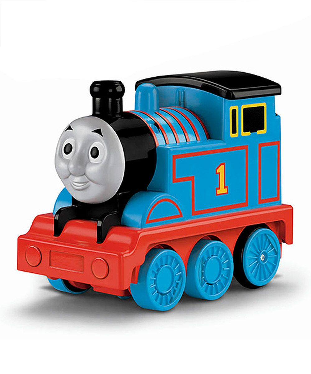 Look at this Thomas & Friends Fisher-Price Speed & Steam R.C. Thomas Toy Train on #zulily today!