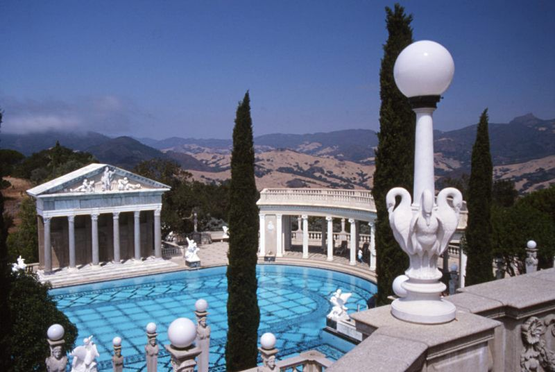 Central Coast Wedding Locations Hearst Castle Worship