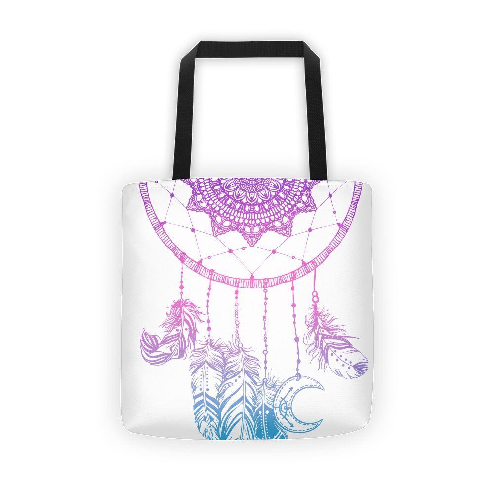 Boho dreamcatcher Tote bag