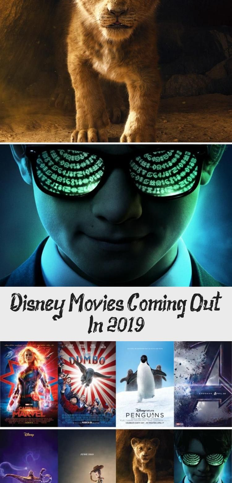 The full list of Disney movies coming out in 2019 Disney