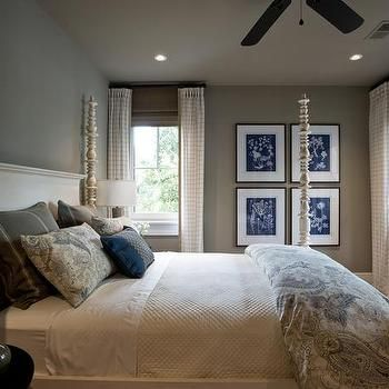 Taupe Paint Colors Cottage Bedroom Sherwin Williams
