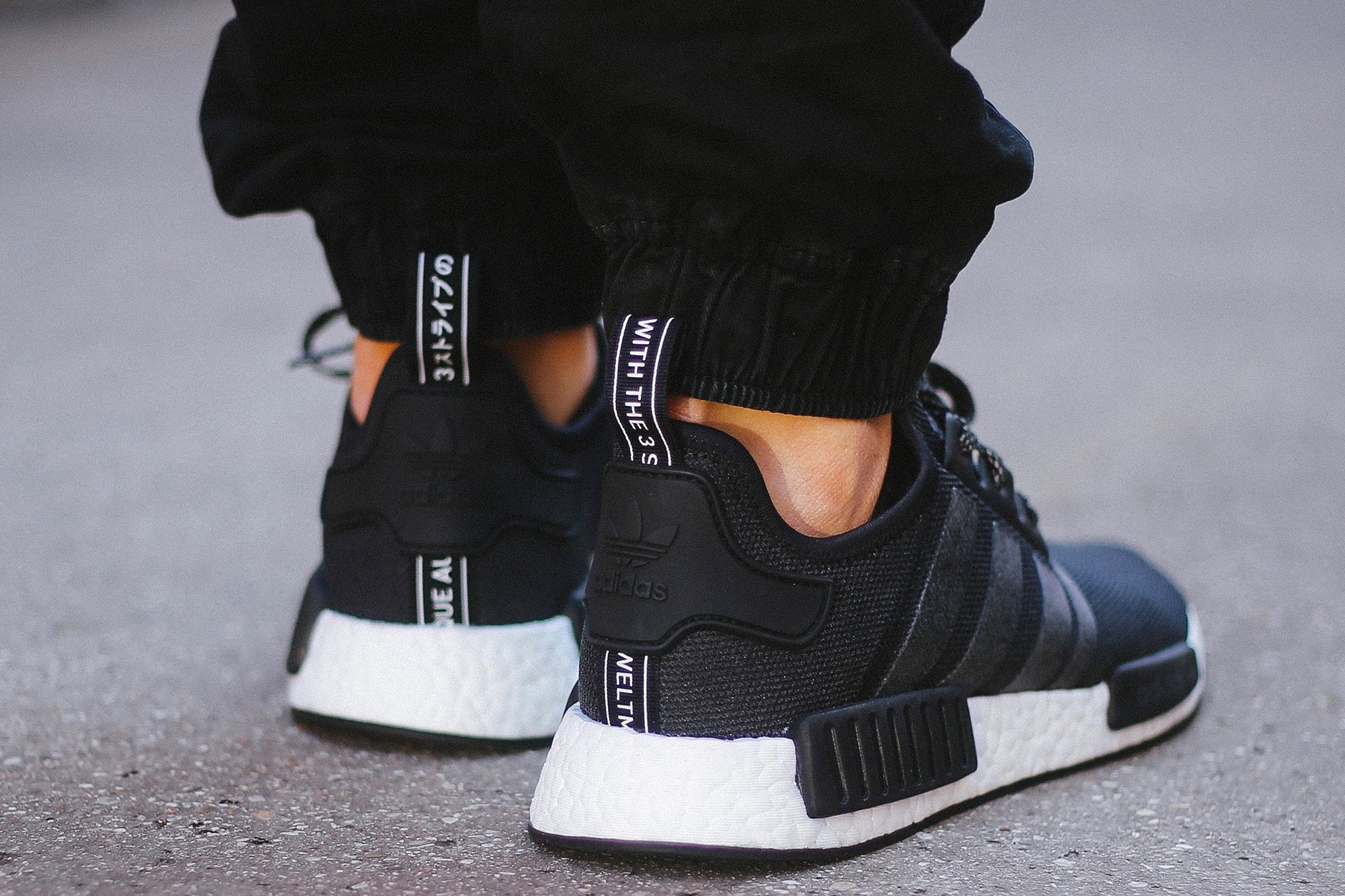 182c94176 adidas NMD R1 XR1 On-foot Preview via BSTN Store - EU Kicks  Sneaker  Magazine