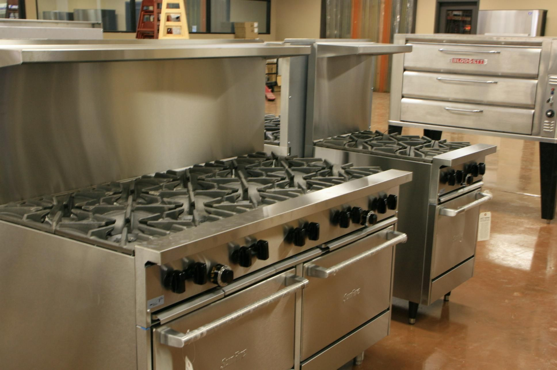Types Of Restaurant Equipment Needed  Leaseq  Restaurant Magnificent Used Kitchen Equipment Review