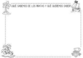 Mi grimorio escolar: NUEVO PROYECTO: LOS PIRATAS