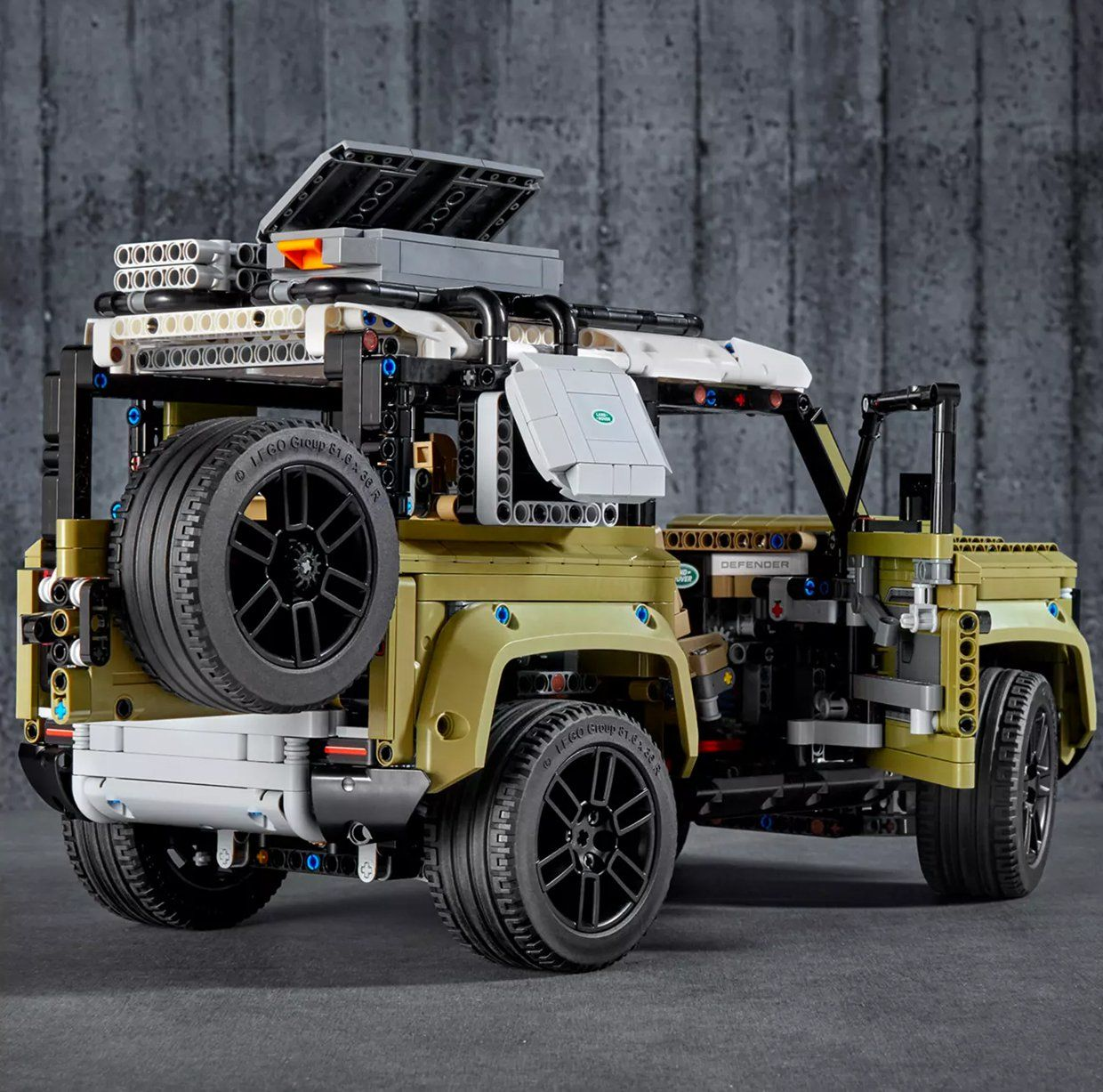 Lego Technic Defender Land Rover Land Rover Defender Lego Technic
