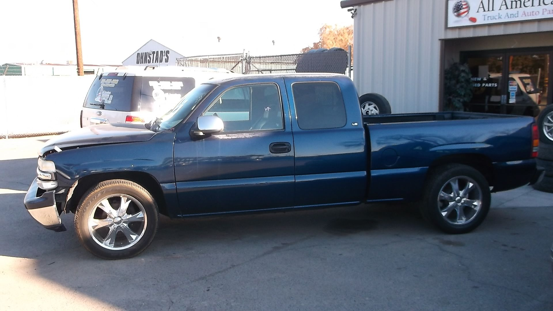 2000 chevy silverado 1500 lt extended cab 3 door short bed 2wd 5 3l with